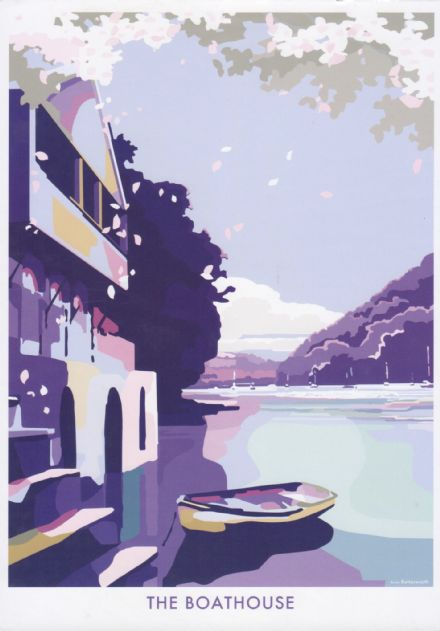 'Boathouse' Available in A4/A2 Print from...